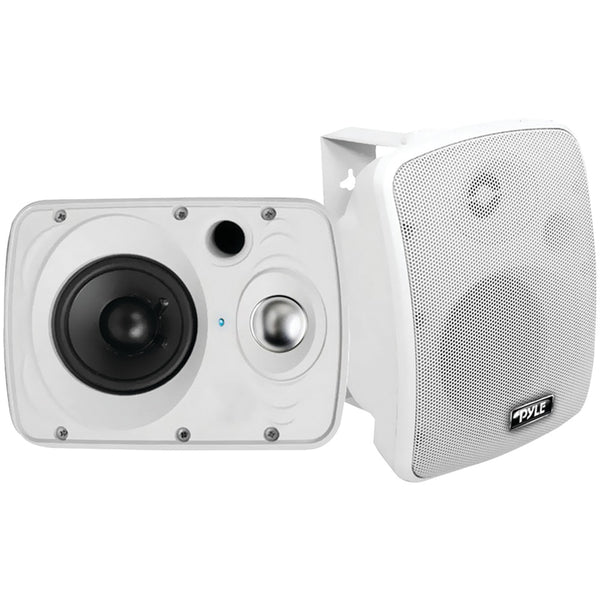 "Pyle Home 6.5"" Indoor And Outdoor 800-watt Bluetooth Speaker System (white)"