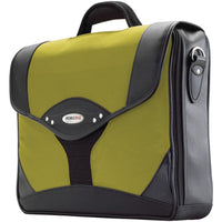 "Mobile Edge 15.6"" Pc And 17"" Macbook Select Briefcase (yellow)"