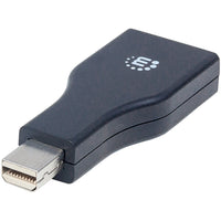 Manhattan Mini Displayport To Displayport Adapter