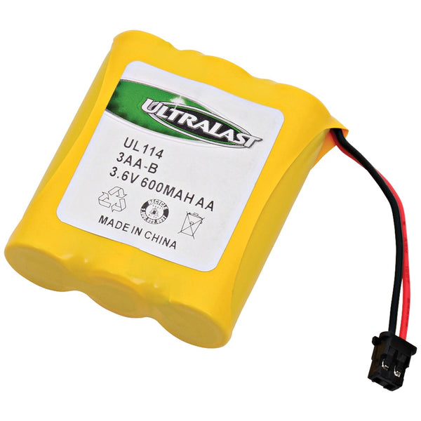 Ultralast 3aa-b Replacement Battery