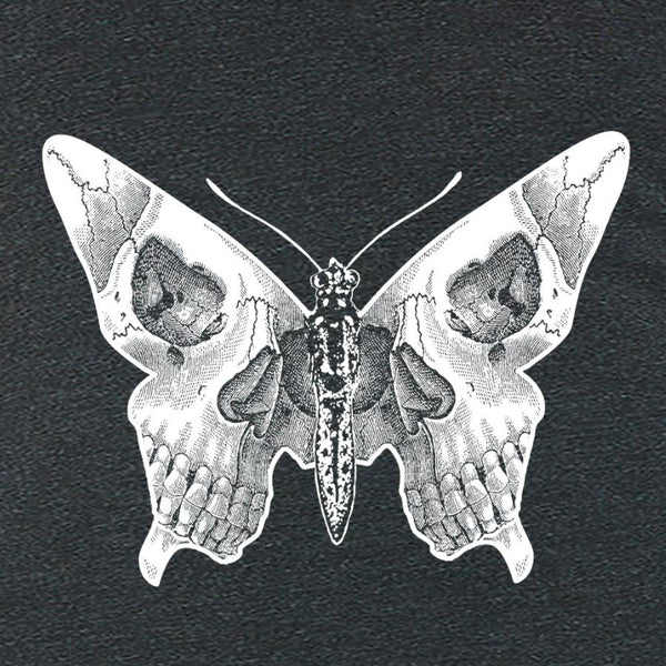 Butterfly skull - CanalSide Cravings