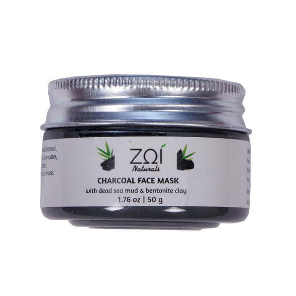 Charcoal Face Mask - CanalSide Cravings