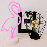 Flamingo Night Light - CanalSide Cravings