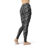 Beverly Bones Legging - CanalSide Cravings