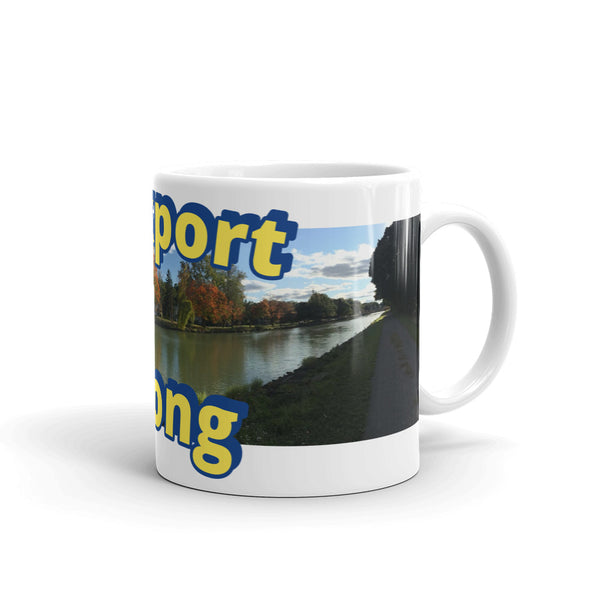 Lockport Strong Mug - CanalSide Cravings