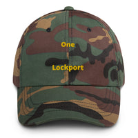 Lockport Dad hat