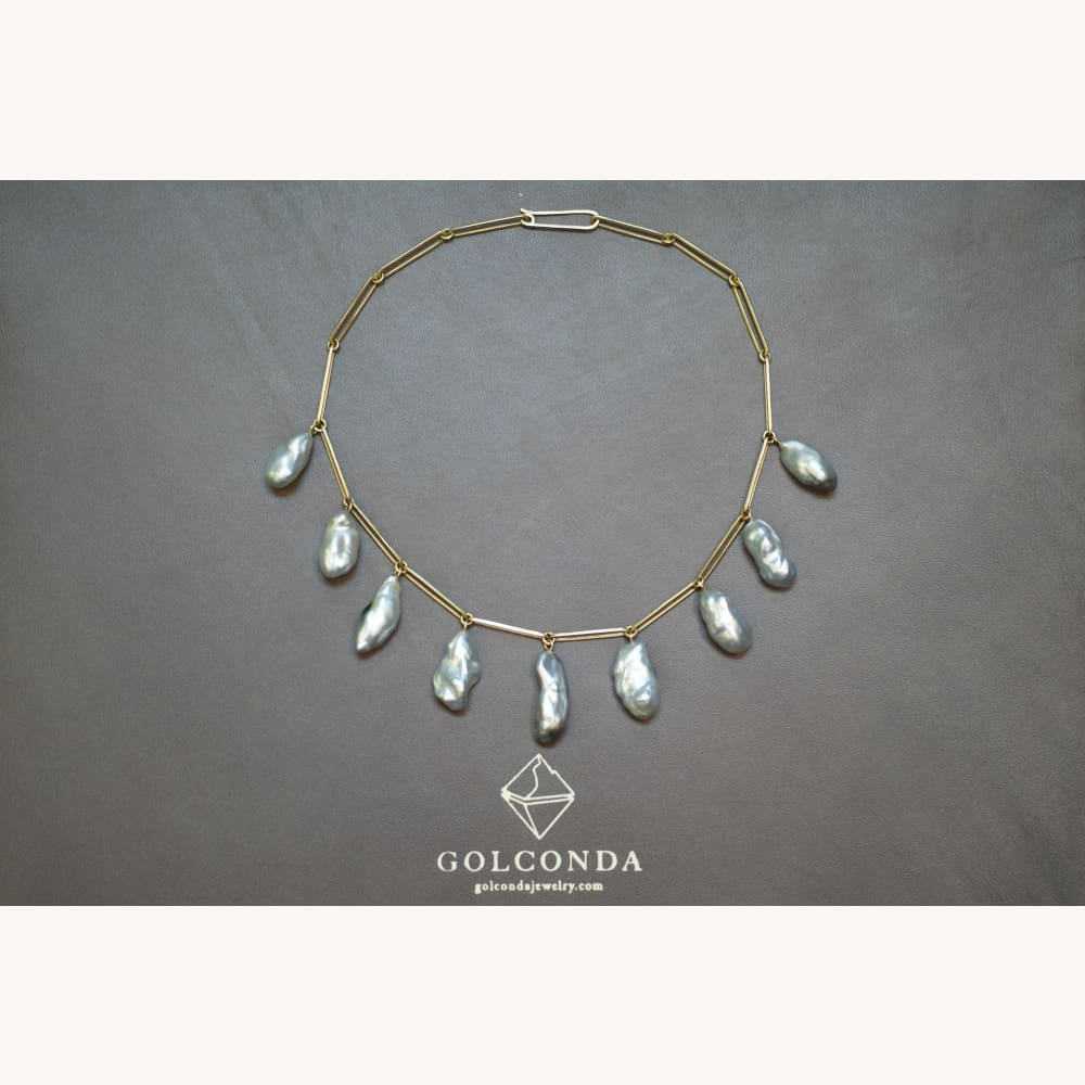 Baroque Fringe - Golconda Jewelry
