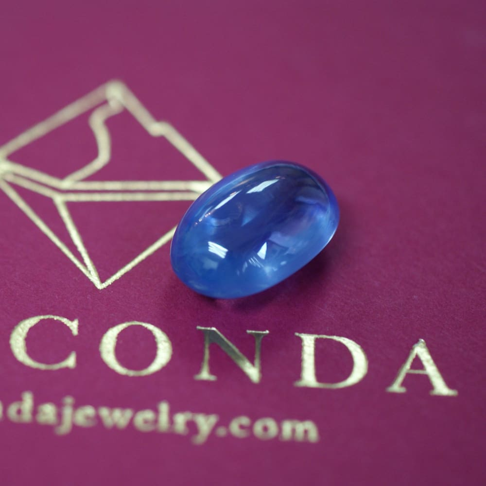 Blue Lotus - Golconda Jewelry