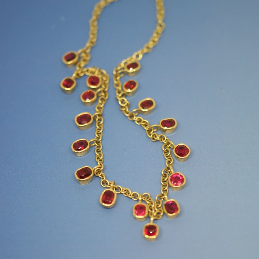 Confetti Necklace - Golconda Jewelry