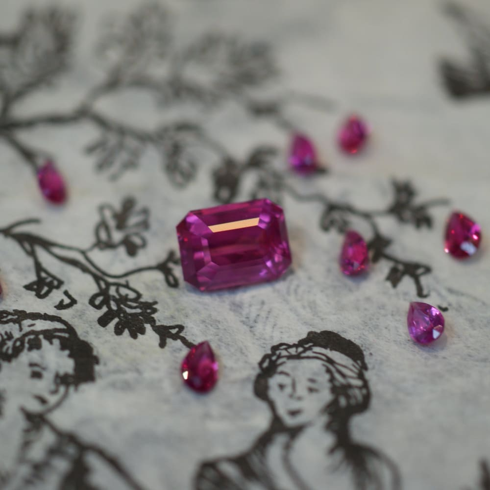 Electric Pink - Golconda Jewelry