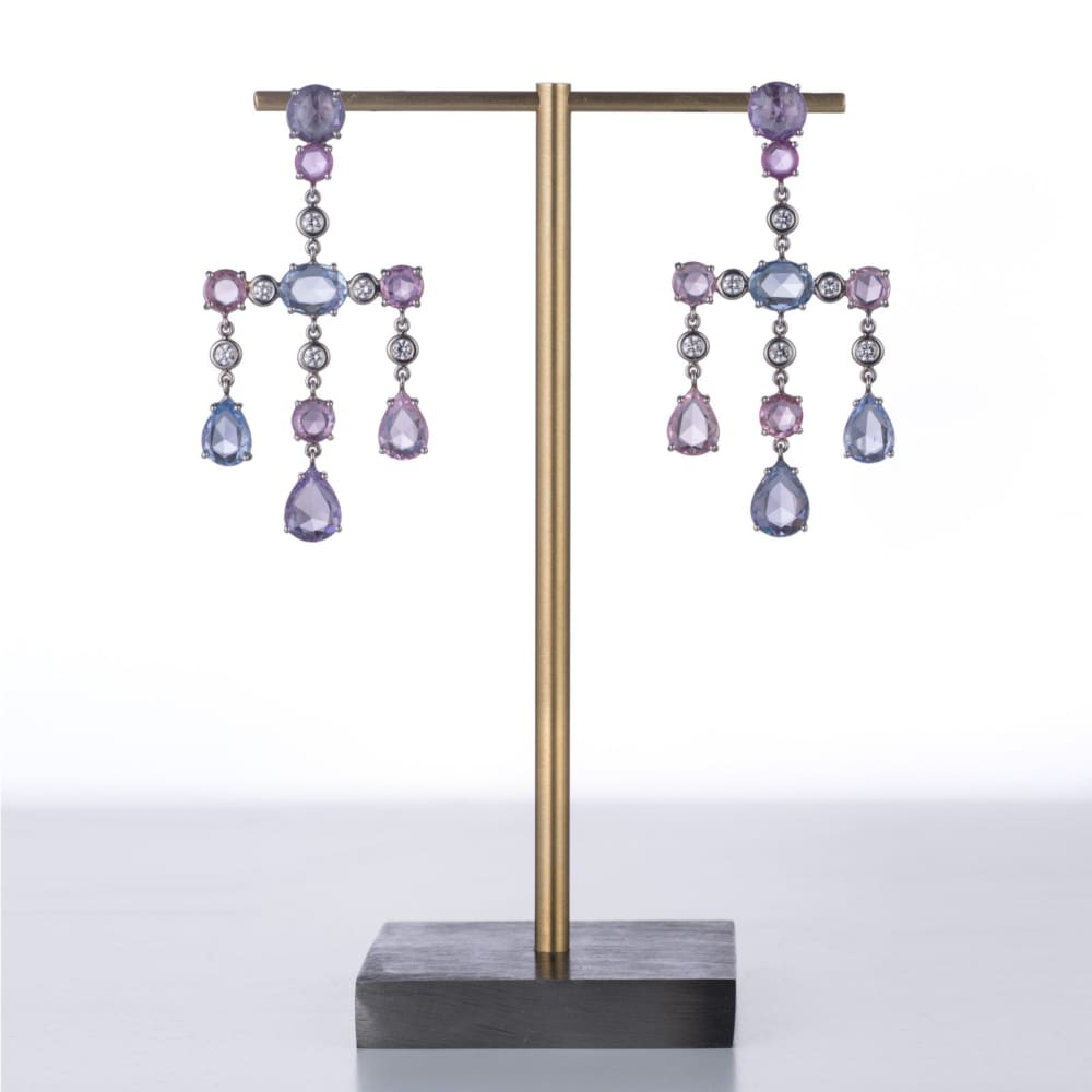 Icy Chandelier - Golconda Jewelry