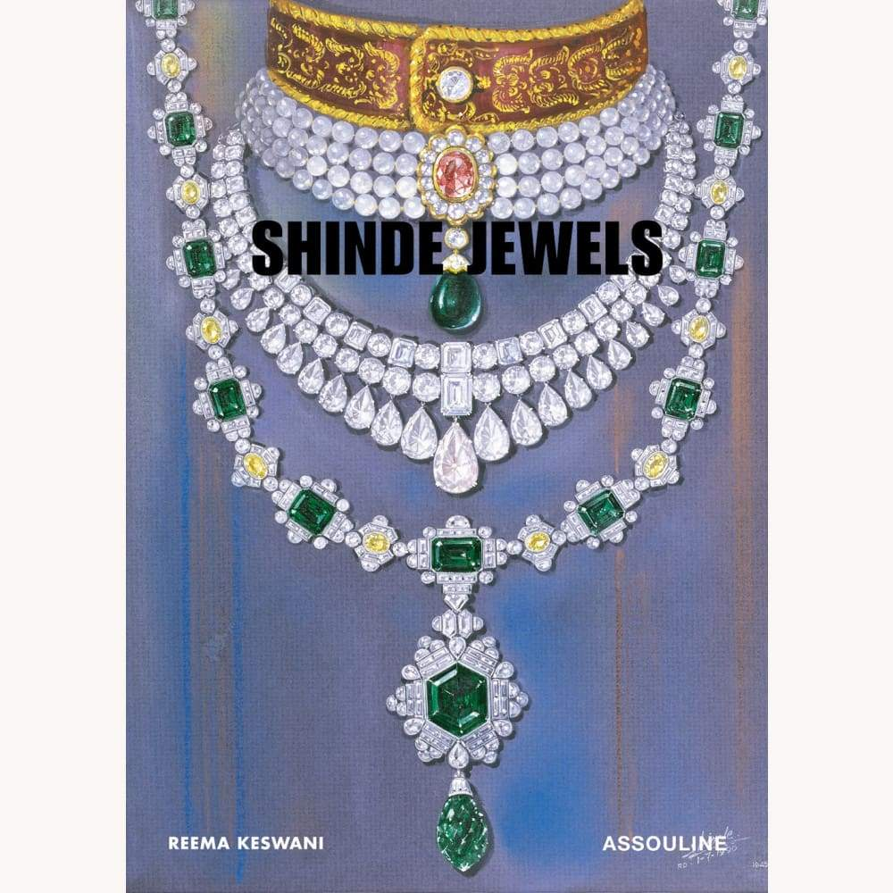 Signed Copy of Shinde Jewels by Reema Keswani - Gifts & Art - Golconda Jewelry