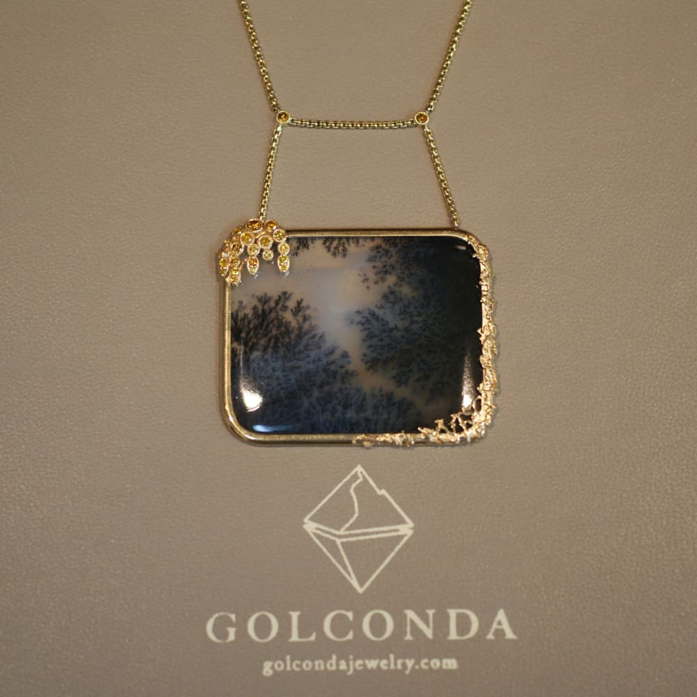 The Hudson River Dream - Golconda Jewelry