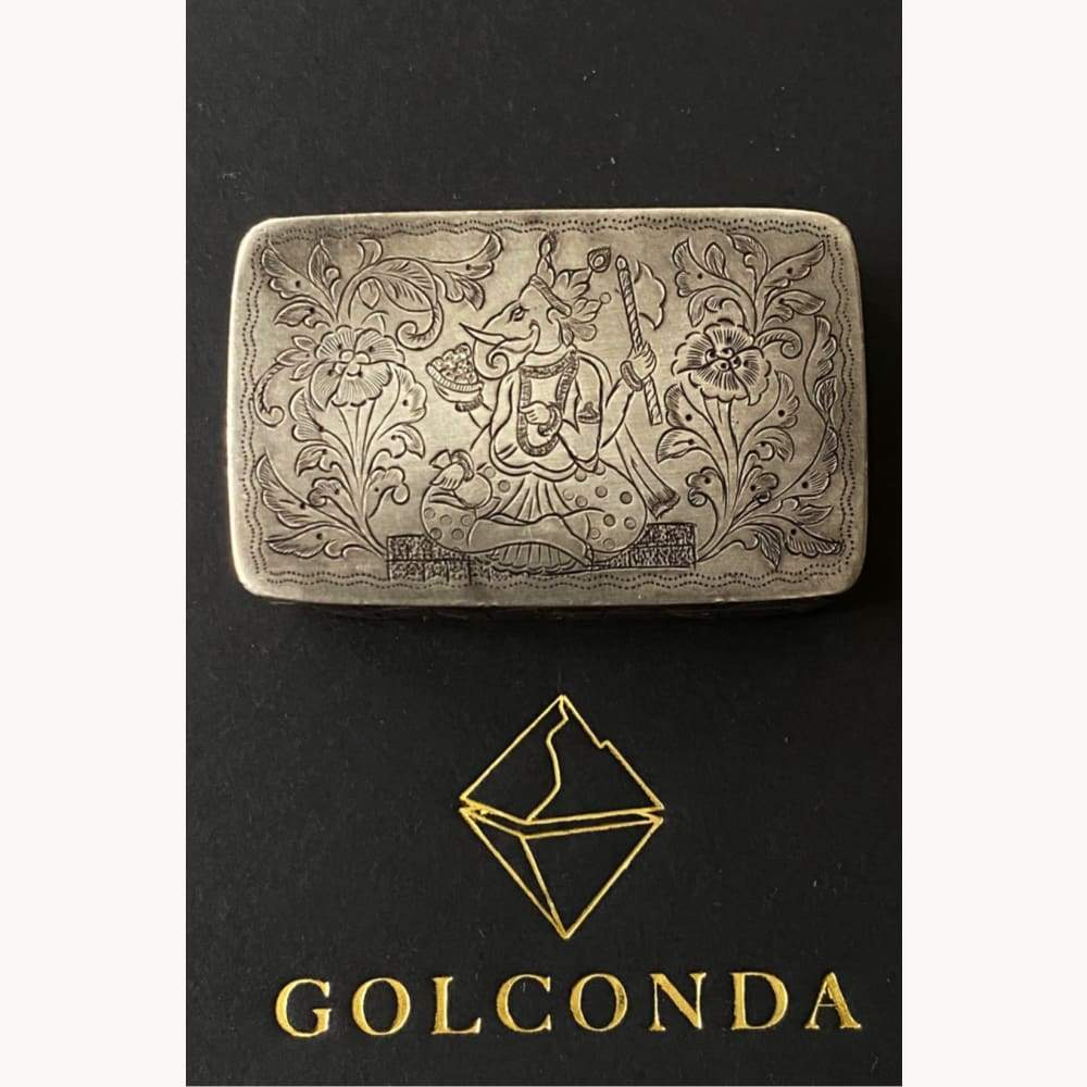 The Remover of Obstacles - Golconda Jewelry