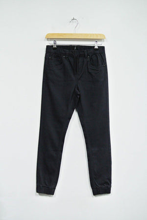 DNM Works Twill Jogger