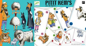 Djeco Petit-Kem's Card Game