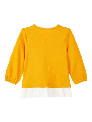 Name It Long Sleeve Top - Nova