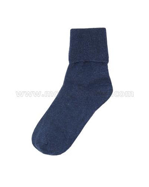 Jefferies 1pk Turn Cuff Socks