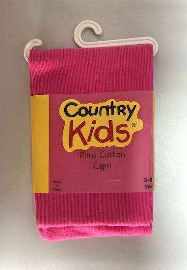 Country Kids Capri Tights