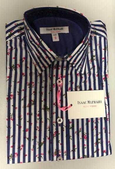 Isaac Mizrahi Dress Shirt
