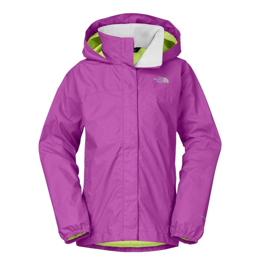 North Face Resolve Reflective Windbreaker