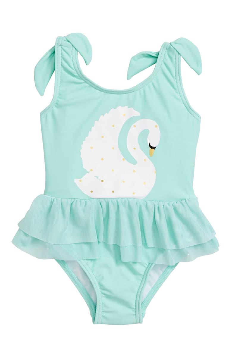 Snapper Rock Swan Swimsuit