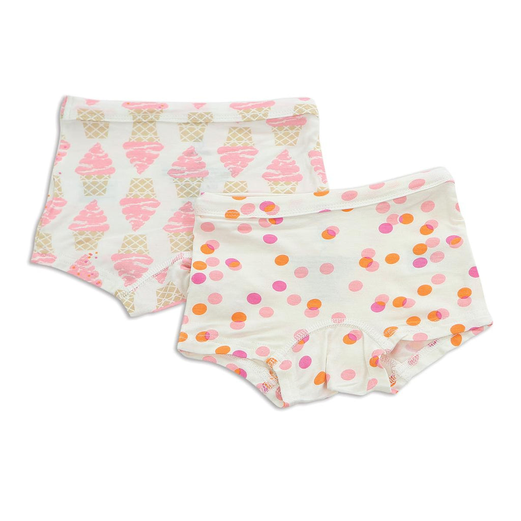 Silkberry 2pk Shorts Underwear