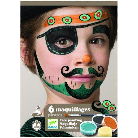 Djeco Face Painting