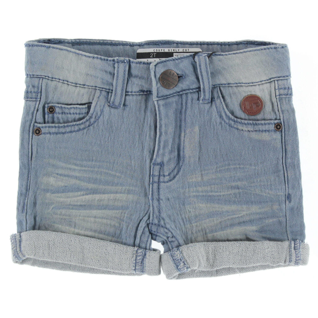 L & P Denim Short
