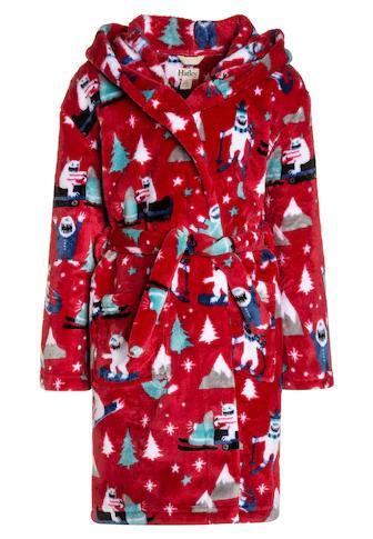 Hatley Monsters Fleece Robe/House Coat