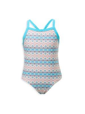 Snapper Rock Crossback Swimsuit
