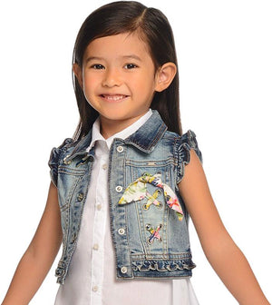 Mayoral Denim Vest 3304