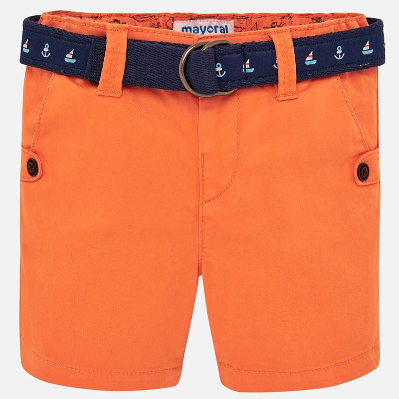Mayoral Shorts with Belt 1241