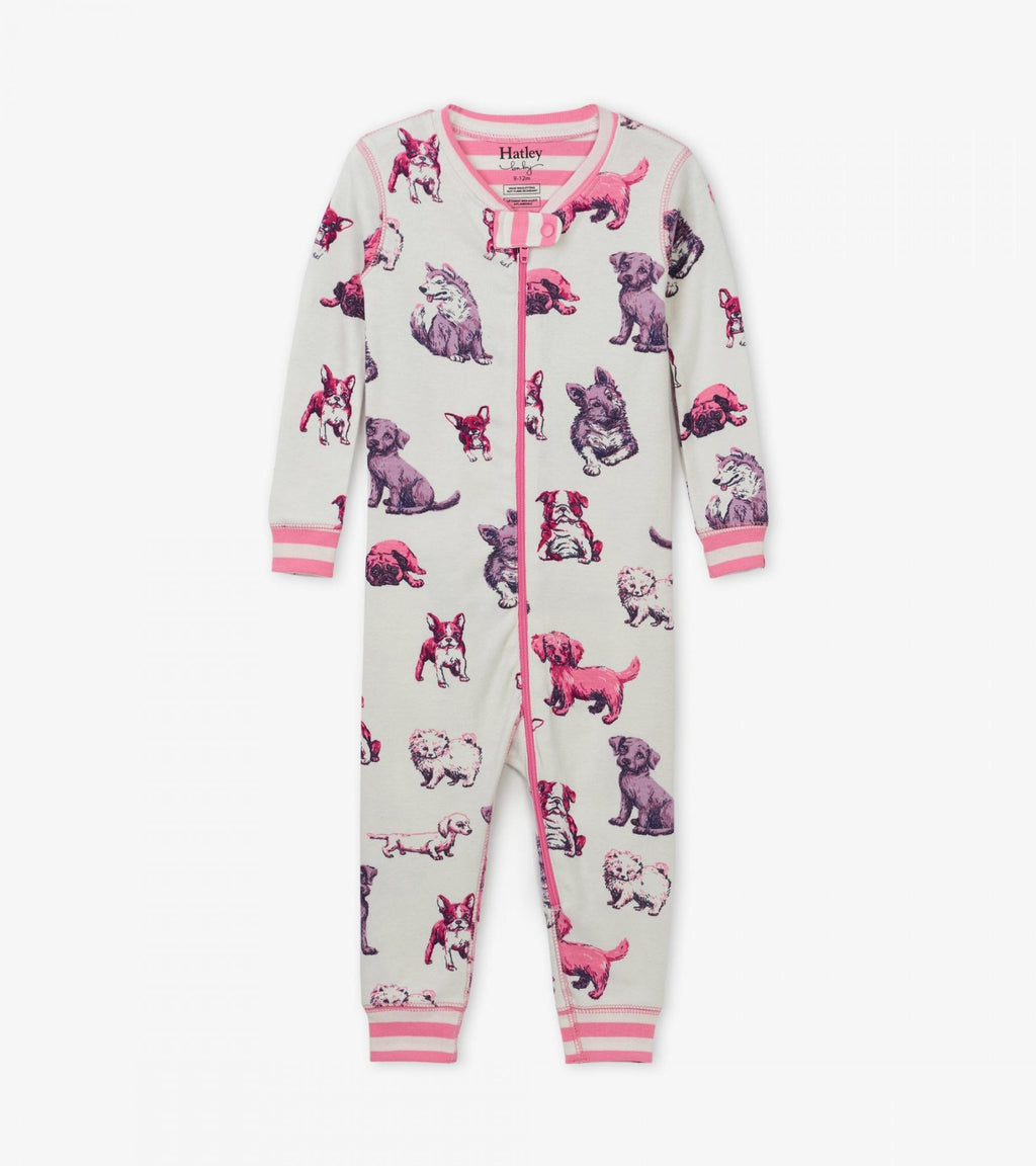 Hatley Coverall Zip Sleepers