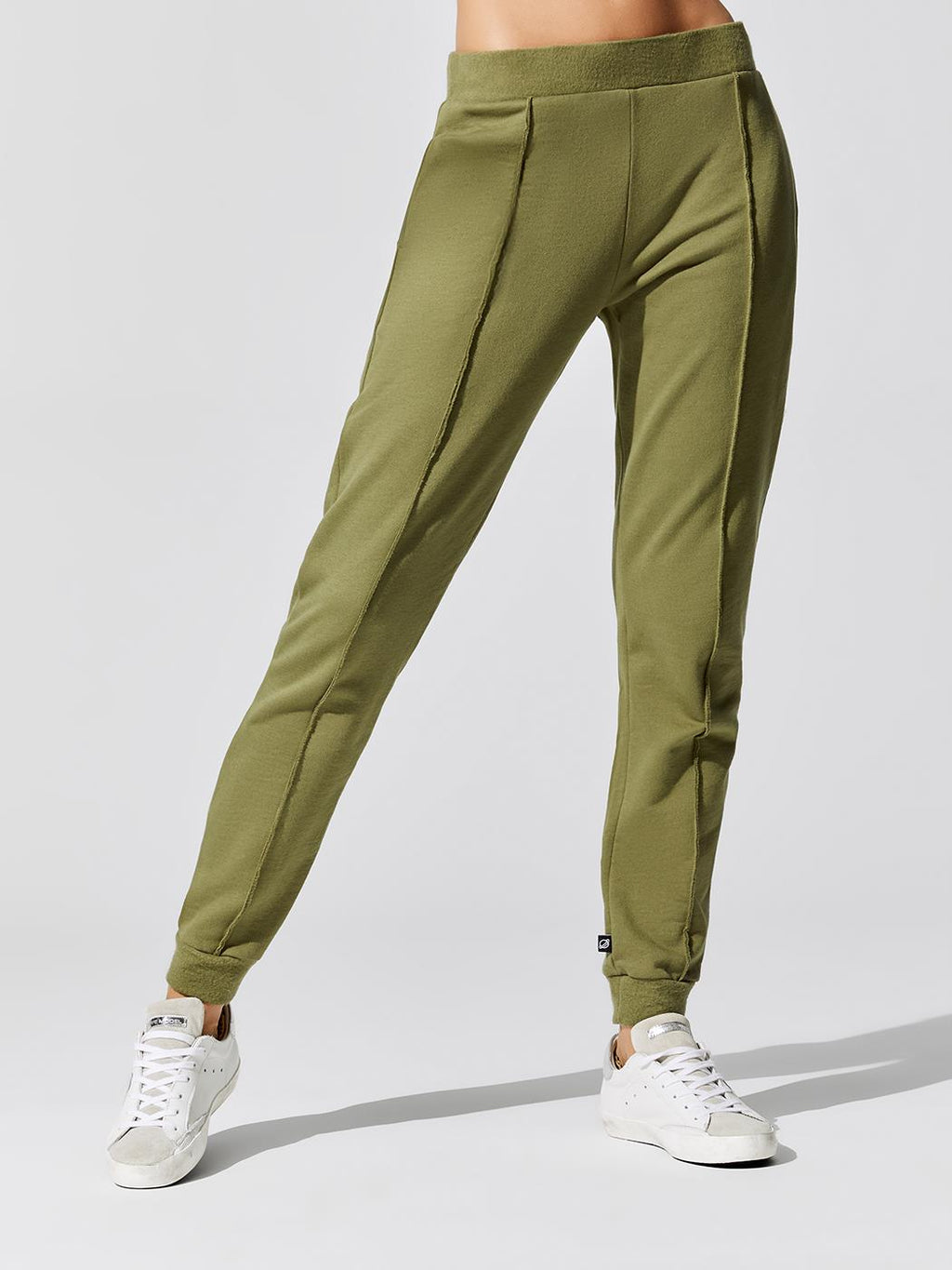 Terez Women's Cotton Fleece Jogger