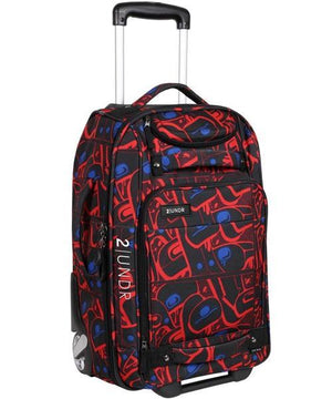 2UNDR 21inch Carry On Bag - Bella Rock