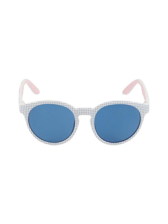 Name It Bright White Sunglasses