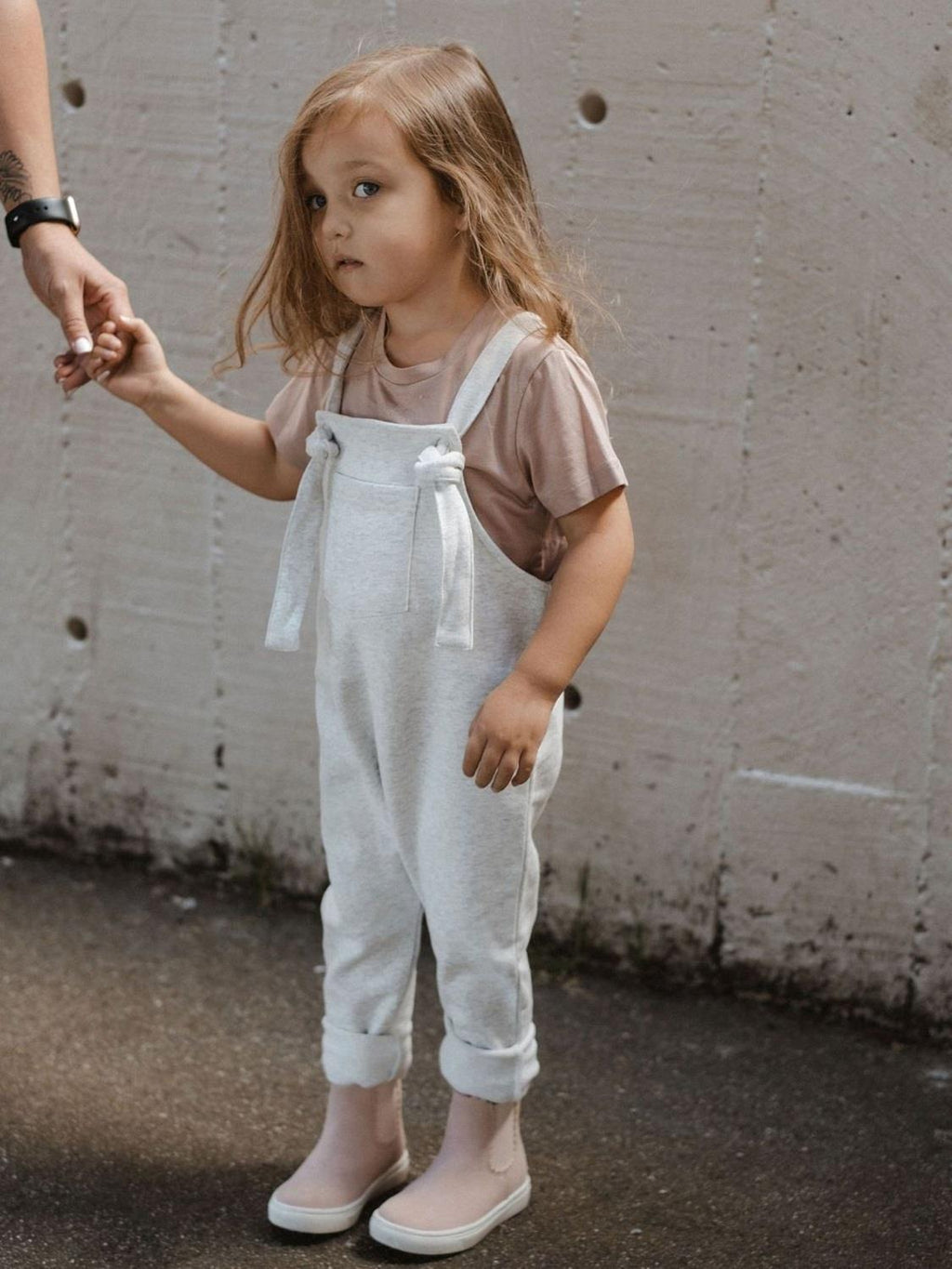 Little Rowe Ollie Overalls