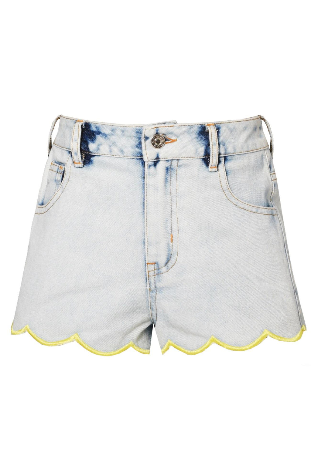 Hannah Banana Denim Short
