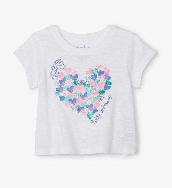 Hatley Wild At Heart Tee