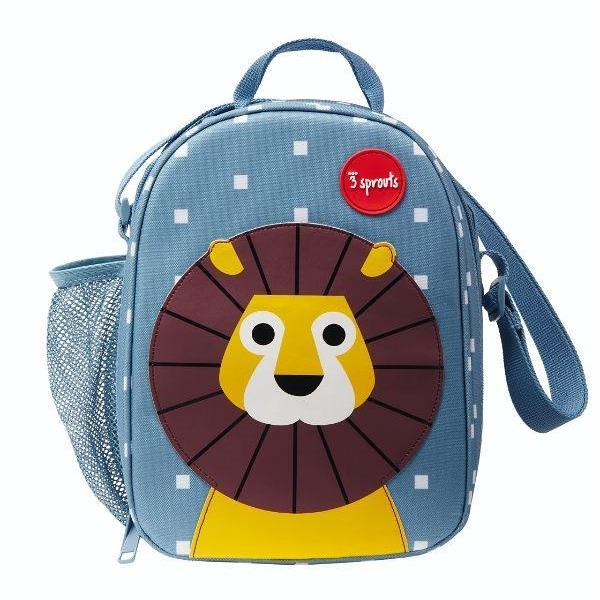 3 Sprouts Lion Lunch Bag
