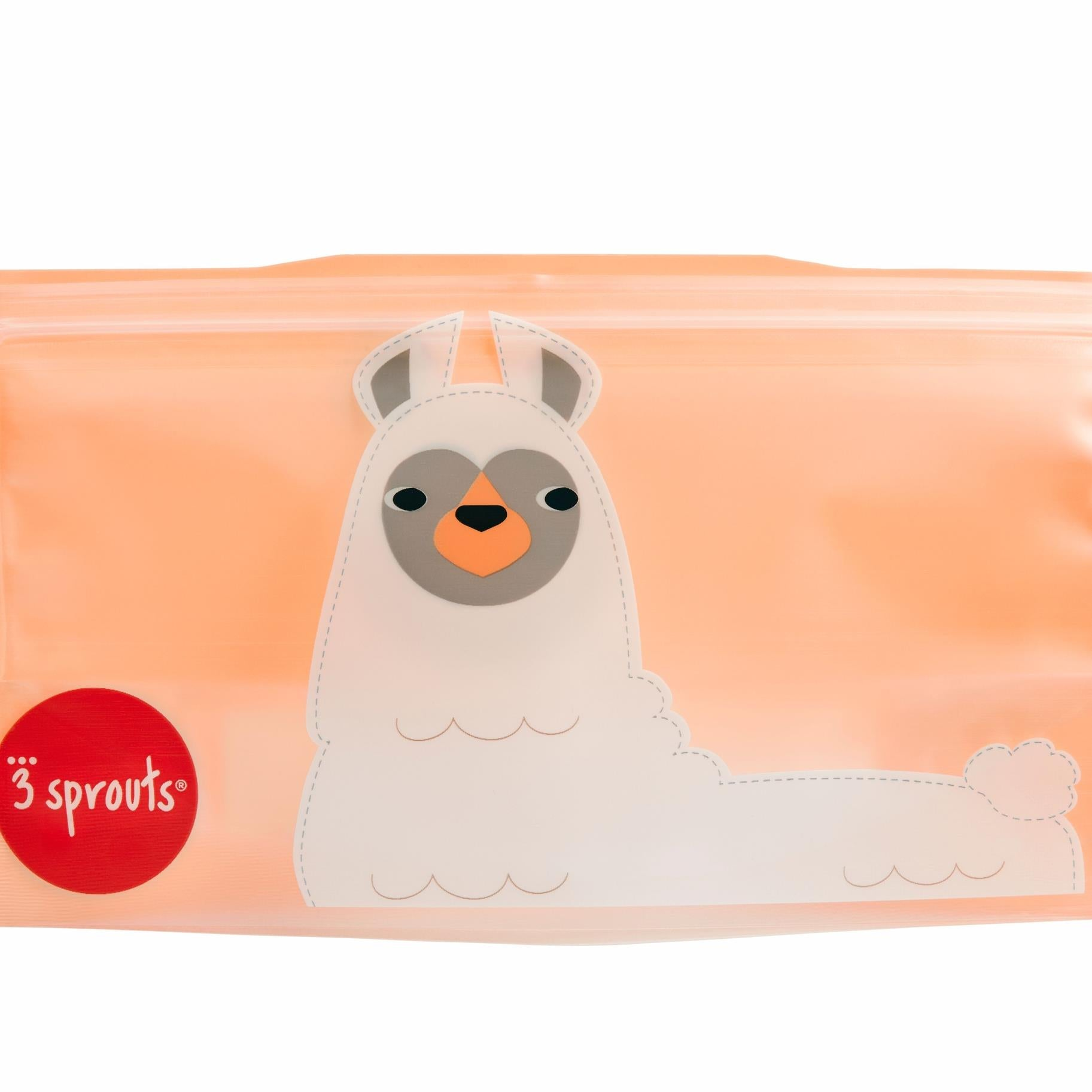 3 Sprouts Llama Snack Bags (2 Pack)