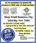 Shop Small Business Day!