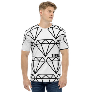 Men's Diamond Fancy Tee
