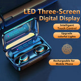 LED Screen Wireless Earbuds