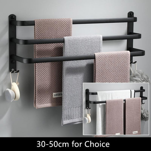 Multiple Towel Holder