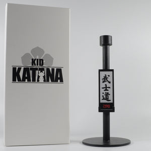 Kid Katana Vinyls - Bamboo Display Stand (Black)