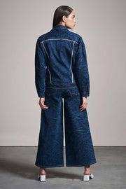 DENIM JACKET & BELL BOTTOMS COORDINATE SET - MellowDrama