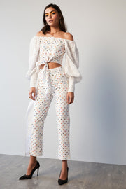 POLKA DOT & SCHIFFLEY PANTS - MellowDrama