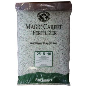 Magic Carpet 25-5-10 Fertilizer 55lb
